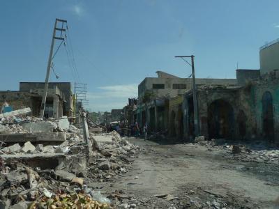 Anglická četba: Zemětřesení